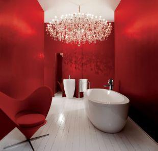 Vörös és fehér fürdő