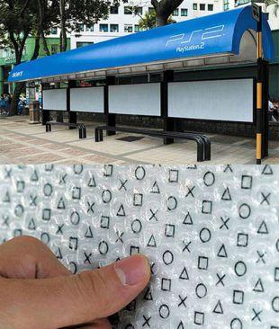 PS2 buszmegálló