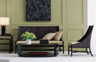 Klasszikus elegancia matt zölddel