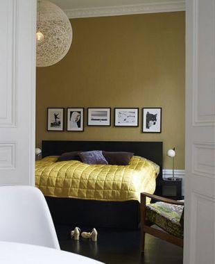 Arany ágytakaró