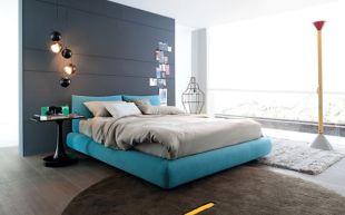 Kék ágykeret